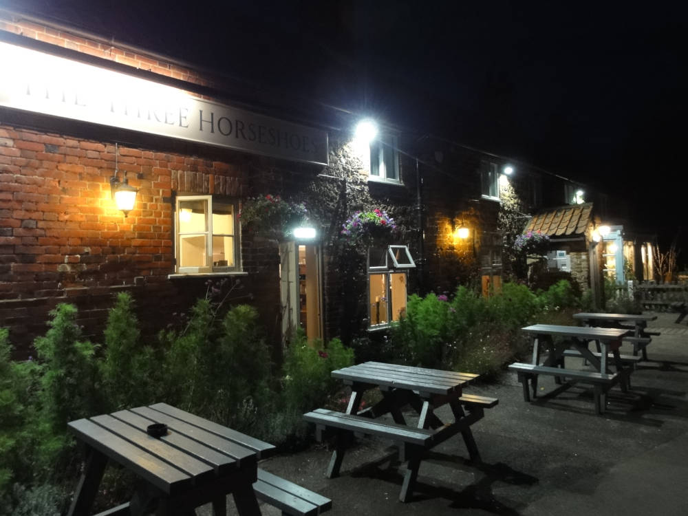 The Three Horseshoes – Roydon